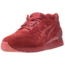 Asics Onitsuka Tiger Gel-respector Mens Brown Suede Casual Trainers Lace-up