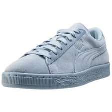 Puma Suede Classic Tonal Unisex Trainers Pastel Blue New Shoes
