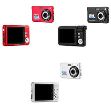 "2.7"" TFT Display 18MP 8x Zoom HD Digital Camera Anti-Shake Camcorder CMOS US"