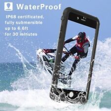 """iPhone 7 4.7"""" Waterproof Case Underwater Cover Protective Shock/Snow/Dirty Proof"""