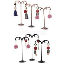 3Pcs Jewellery Tree Stand Display Organizer Holders Earring Necklace Holder