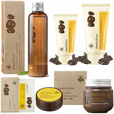 INNISFREE JEJU VOLCANIC Nose Pack Toner Out Balm Cleansing Foam Clay Mask Korea