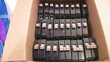 Eaton/Cutler-Hammer Type CH single or double pole 15 to 40 AMP circuit breakers