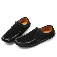 Mens Moccasins Gommino Breathable Slip On Loafers Driving Flats Shoes Fashion