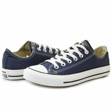 Converse Chuck Taylor All Star LOW  BLUE  Classic Canvas Sneakers Comfortable