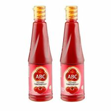 ABC Indonesia TOMATO KETCHUP Sauce Cooking Dipping Sauce 135ml / 275ml Halal