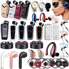 Wireless Bluetooth Sports Earphone Headphone Headset For iPhone Samsung Lot