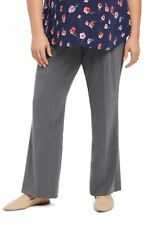 Maternity Oh Baby By Motherhood Secret Fit Belly Slim Bootcut Pants NWT Plus Sz