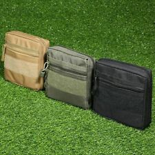 Tactical Molle EMT First Aid Medical Kit Pouch Utility Tool Organizer Bag 1000D