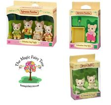 Sylvanian Families - Chihuahua Dog Baby, Twins, Family