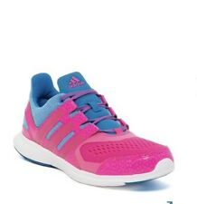 New Adidas Hyperfast 2.0 AF4511 Pink Blue YOUTH Girls Running Sneakers