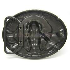 Retro Men Native American Indian Chiefs with Eagles Shape Cool Belt Buckle