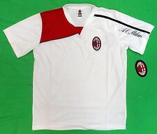 Official Licensed Rhinox A.C Milan Jersey Color White