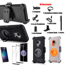 For Samsung Galaxy S6/S6 Edge/Note 3/S7/S7 Edge Shockproof Rugged Holster Case