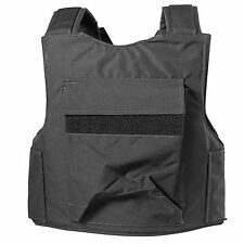 BLACK Police Force Bullet-Proof / Body Armor Vest Level IIIA 3A - BA170