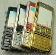 For Nokia 6300 Full Housing Cover Case With English Or Russian Keypad +Tool