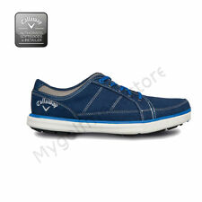 Callaway Golf Mens Delmar Sport Canvas Spikeless golf Shoes With FREE SHOE BAG