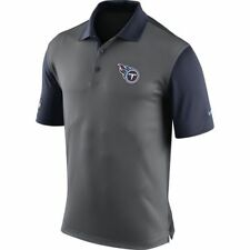 TENNESSEE TITANS POLO SHIRT- NIKE PRESEASON ON FIELD-ADULT LARGE-NWT-$70 RETAIL
