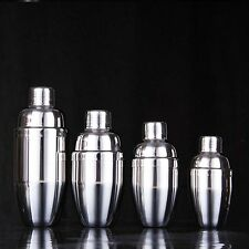 Martini Cocktail Shaker Bar Tools Wine Shakers Stainless Steel 250 350 530 750ml