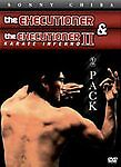 The Executioner / The Executioner II - Karate Inferno DVD (Sonny Chiba - MINT)