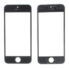 Front Screen Glass Lens with Frame Replacement Part For iPhone 5