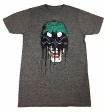 "Joker ""I'm Batman"" T-Shirt Official Adult Mens Heathered Charcoal New S,M,L,XL"