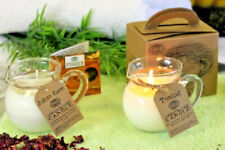 Soybean Home Spa Hot Wax Massage Candles: Relax, Sensual, Joint Ease, Tone Firm