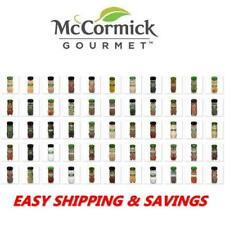 McCORMICK Cooking Spices Mixes Seasonings Poultry Meats Pick One Free World Ship