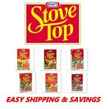 KRAFT STOVE TOP : STUFFING MIX : CHOOSE YOUR FAVORITE!! : FREE WORLD SHIPPING!!