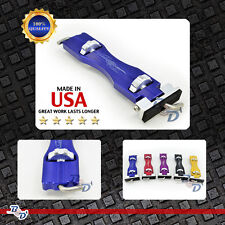 Blue PDR Door Jammer Paintless Dent Removal Auto Body Hail Ding Tools