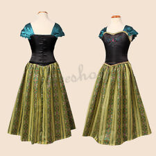 Fancy Kids Girls Halloween Cosplay Princess Dress Costume Holiday Party Outfits