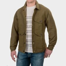 FILSON Lined Short Cruiser Jacket (Olive Green) Brand New $325 Retail