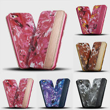 Luxury Magnetic Flip Cover Stand Wallet Leather Case For iPhone Samsung Models