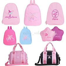 Fashion Girl Ballet Dance Bag Gymnastics Shoulder Bag Training Tote Bag Backpack