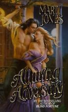 Alluring Adversary by Marti Jones (1995, Paperback) Historical Romance Book