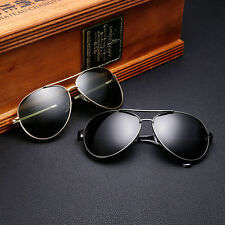Polarized Retro Vintage Men Aviator Driving Sunglasses Eye Glasses Outdoor UV400