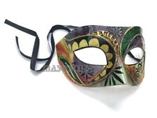 Unisex Men Masquerade Mask Costume Halloween Party Venetian Mardi Gras Photoshot