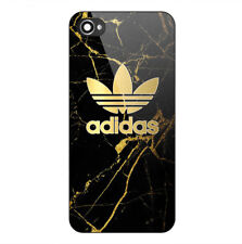 Best New Adidas Gold Marble Print Hard Plastic Case For iPhone 5s 6 6s 7 (Plus)