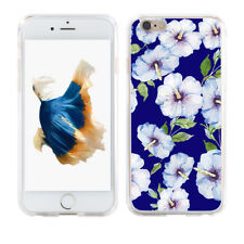 Elegant Flower Phone Case Cover for iPhone 8 Plus Samsung Galaxy S8 Plus Eager