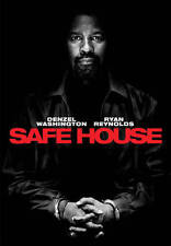 Safe House Blu-ray DVD Digital Copy Limited Edition Steelbook New Sealed OOP
