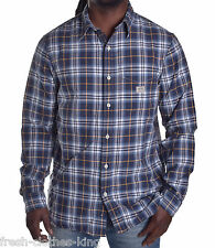 Ralph Lauren Denim & Supply $69.50 Casual Blue Plaid Button Up Shirt Choose Size