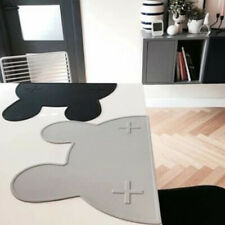 Cute Rabbit Shape Insulation Kitchen Placemat Baby Kids Food Table Pad