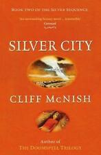 Silver City by Cliff Mcnish Paperback Book