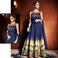 DESIGNER SALWAR SUIT ANARKALI SALWAR KAMEEZ BOLLYWOOD INDIAN ETHNIC PAKISTANI