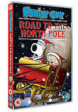 Family Guy - Road To The North Pole (DVD, 2011)~UNOPENED