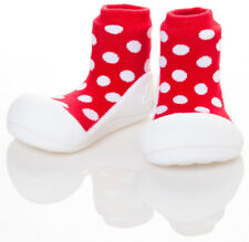 New  Baby First Walker Shoes – Polka Red