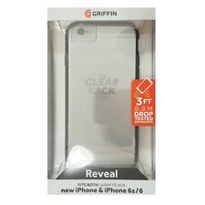 Griffin Reveal Series Slim Transparent Clear Case for iPhone 7 / iPhone 8 TM