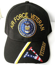 U.S.AIR FORCE VETERAN Cap / Hat New Various Colors Military Free Shipping
