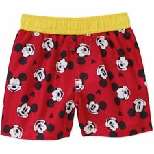 Disney Mickey Mouse Infant/Baby Boy Graphic Swim Trunks/Shorts: 0/3-18m