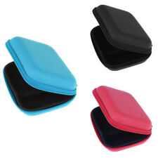 Portable Pouch Carrying Case Storage Bag Box for Earphone Earbuds USB Cable MP3